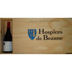 ACOMPTE RESERVATION EN PRIMEUR POMMARD Cuvée Suzanne Chaudron 2018 Hospices de Beaune CAISSE BOIS 6 X 75 CL ou 3 X 1,5 L