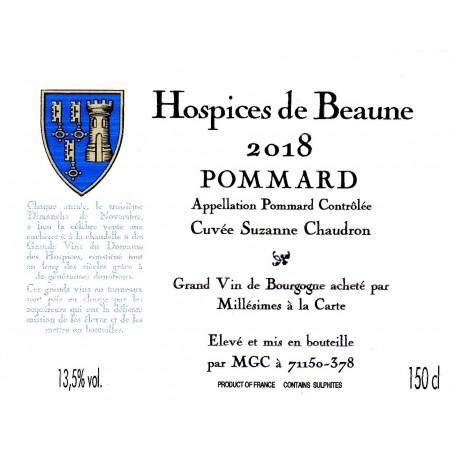 Pommard billardet 2009 hospices de beaune 75 cl cb